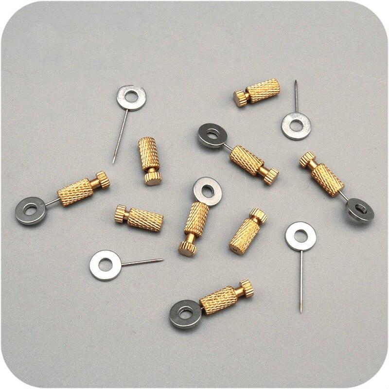 Кожаные инструменты ручной работы 10 шт., инструменты для фиксации швов, кожаные товары с фиксированной иглой, редкий стежок