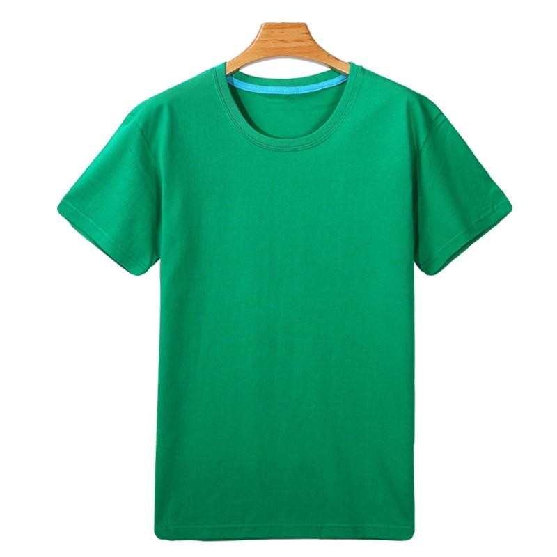 curta folgada básica para mulheres verão camisetas de algodão