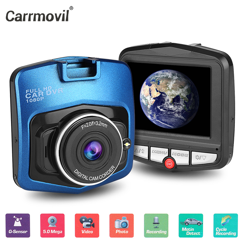 Carrmovil Mini Car DVR Camera Dashcam Full HD 1080P Video Registrator Car Drive Recorder Night Vision G Sensor Motion Dash Cam in DVR Dash Camera from Automobiles Motorcycles