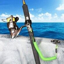 Рыболовный Т2 рыболовный инструмент шнурок Сверхмощный Спиральный шнур 15 см максимум 5 цветов