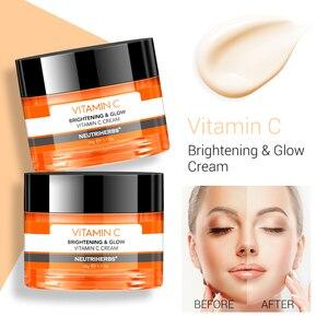Image 5 - Крем для лица nuetritrabs с витамином С, ночной увлажняющий крем для кожи, против старения и морщин, 50 г, 0,9/1,7 унции