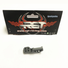 RGT RC Spare Parts P860007 Sway Bar Upper Mount (AL.) For EX86100 Rock Cruiser RC Crawlers free shipping wholesale double horse dh9118 9118 03 9118 3 upper main blade mount for dh 9118 rc helicopter spare parts