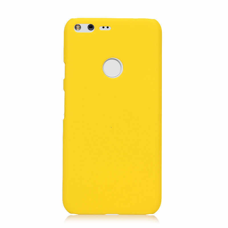 Phone Case For Coque Google Pixel XL Case Slim Matte Hard plastic PC Candy Color Back Cover For Fundas Pixel 2 XL Fitted Case