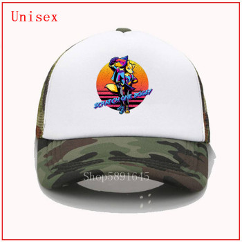 Scratch One Bogey starfox black lives matter hat trucker hat hats for men baseball cap women summer hats for women designer hat image