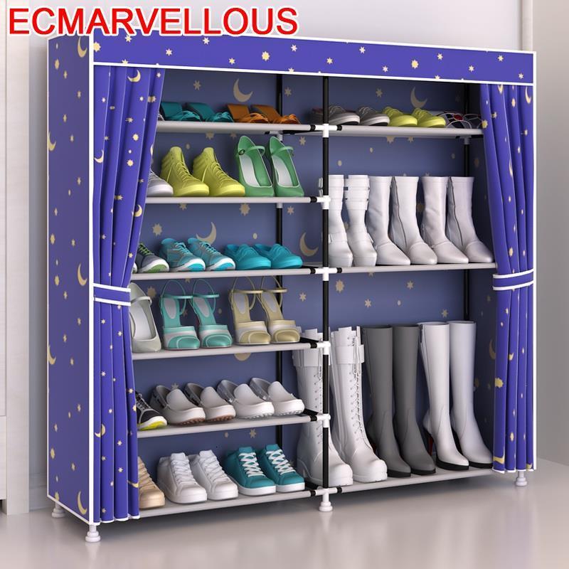 Zapatera Organizador Armoire Mobili Per La Casa Mueble Zapatero Scarpiera Furniture Meuble Chaussure Sapateira Shoes Rack