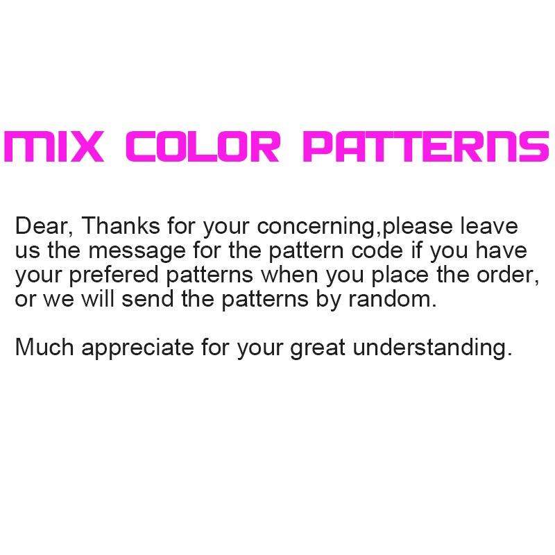20 шт./партия регулируемый размер PUL водонепроницаемый подгузник для новорожденных моющиеся многоразовые карманные тканевые подгузники все в одном - Цвет: mix colors X20pcs