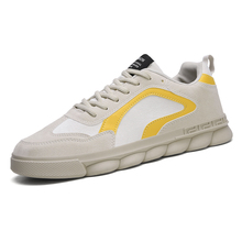 Mvp мальчик классический Мужская обувь для скейтбординга эластичный хорошее качество PU сшитый колледж уличная прогулочная обувь
