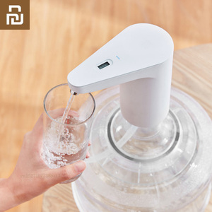Image 1 - يوبين XLTDS التلقائي لمسة صغيرة التبديل مضخة مياه لاسلكية قابلة للشحن الكهربائية موزع مضخة مياه للمطبخ