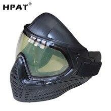SPUNKY Тактический анфас анти туман Пейнтбол маска страйкбол маска