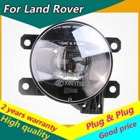 KOWELL Car Styling OEM Fog Lamp for Land Rover Range Rover Discovery Freelan LED Fog Light Auto Fog Lamp LED DRL
