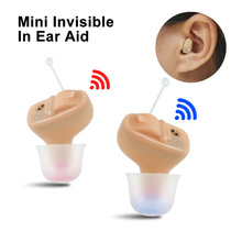 Hot sales CIC Invisible Hearing Aid for deafness Mini Hearin