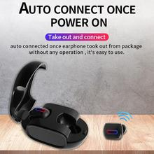 G2 Portable Tws Box Charging Wireless Bluetooth 5.0 In-Ear Headphones Mini Waterproof With Microphone