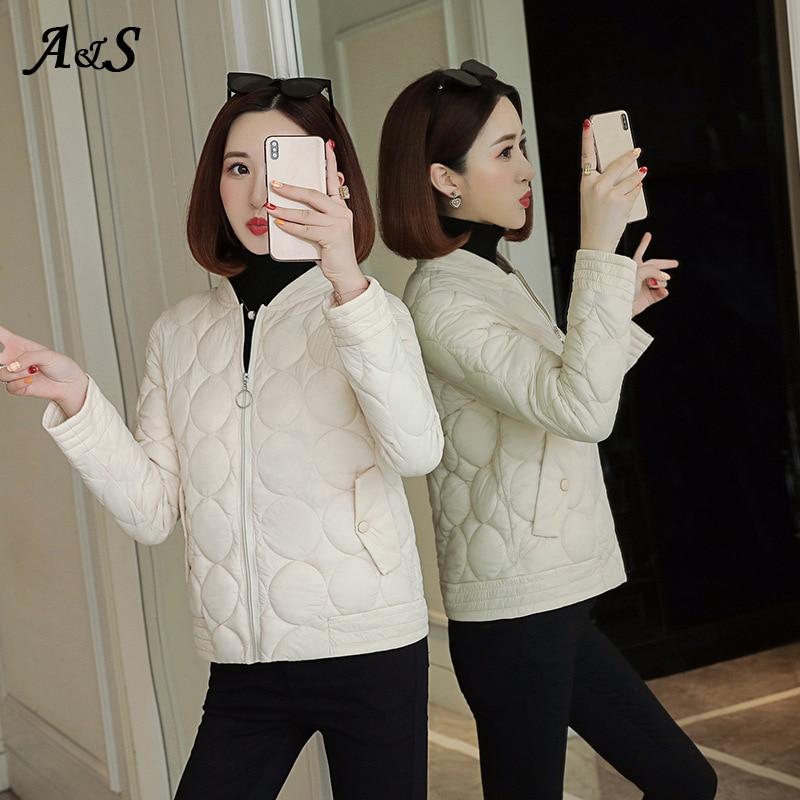 Winter Coat Women Elegant Puffer Jacket Outerwear Parkas Mujer Oversize Autumn