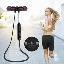 Sports In-Ear Wireless Earphones Bluetooth 4.2 Stereo Headph