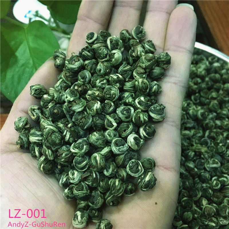 2020 Chinese Jasmine Dragon Ball Green Tea Fresh Natural Organic Green Food For Slimming Beauty Health Care Weight Loss 1