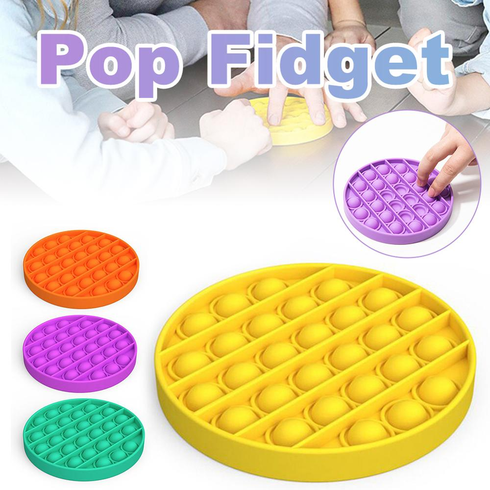 Antistress Toys Bubble Popping Game 1