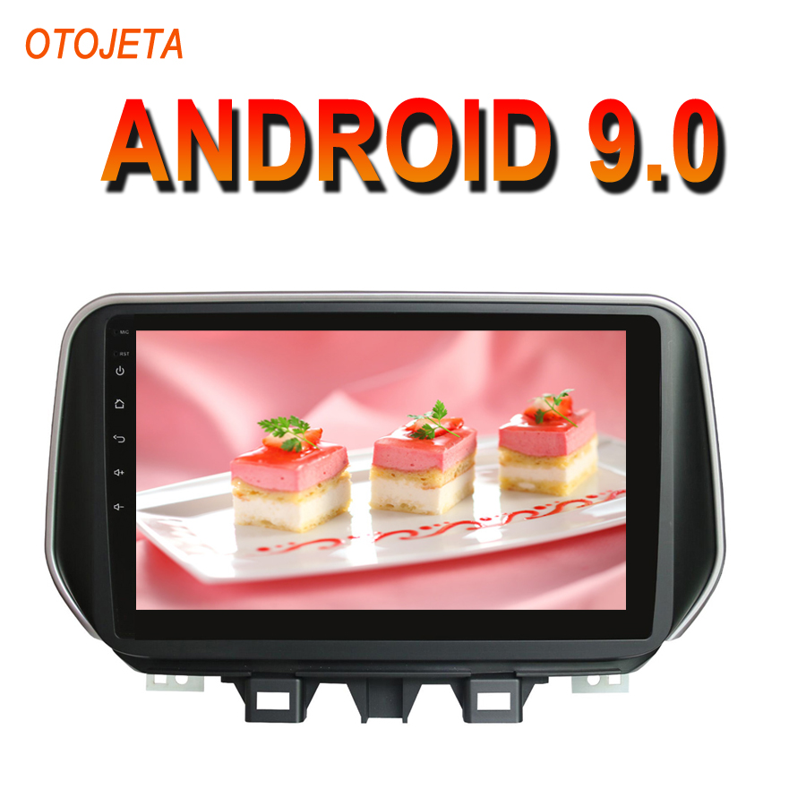 OTOJETA Android 9.0 2.5D Screen Car Radio Player For Hyundai ...
