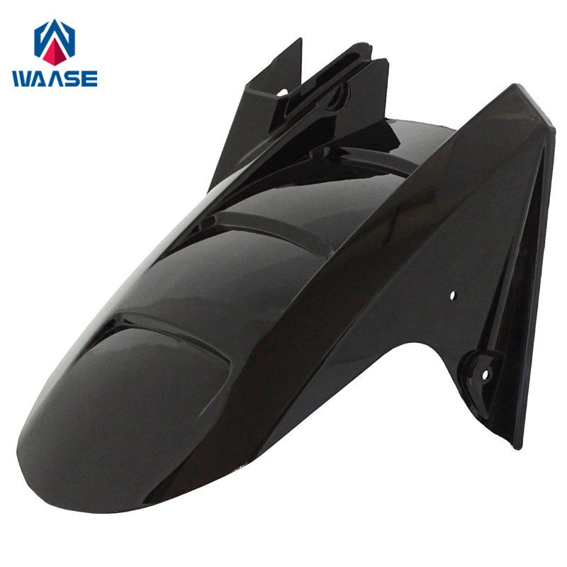 Waase Rear Wheel Hugger Fender Mudguard Mud Splash Guard For Kawasaki Z750 Z1000 2003 2004 2005 2006