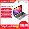 "Teclast f7 plus 14.1 ""8gb/12gb ram 256gb ssd portátil fhd 1920x1080 intel gemini lago n4100 windows 10 teclado retroiluminado notebook 1"