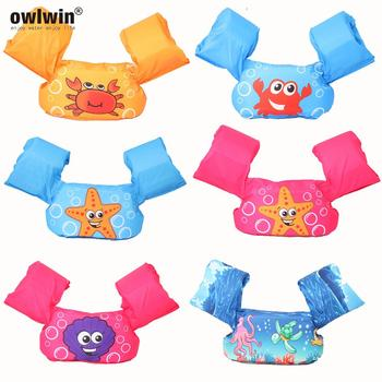 puddle jumper baby swim rings children arm ring life vest, life jacket sleeves armbands floats foam safety swimming ring