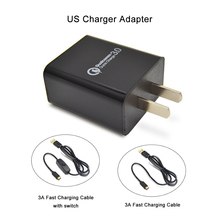 Raspberry pi 4B  5V 3A US Charger Adapter USB Power Home Travel