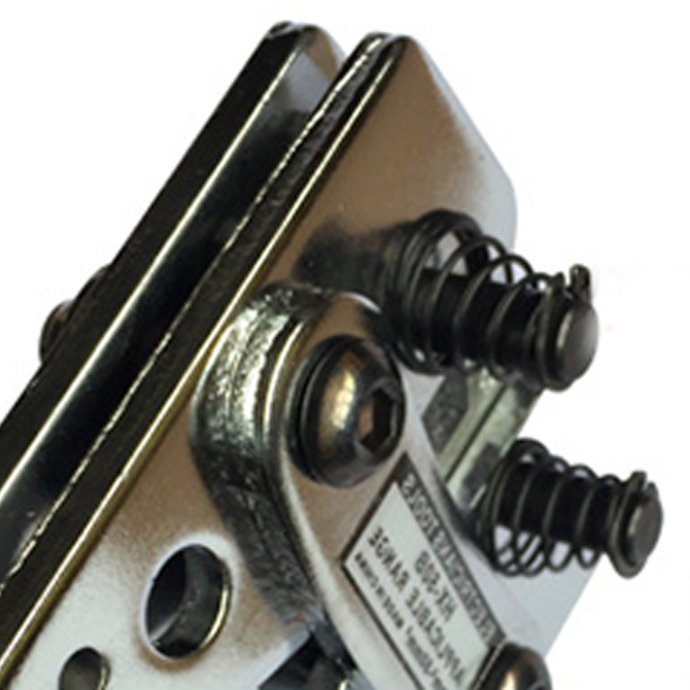 HX-50B инструменты электрический терминал ручной регулируемый зачистки Автоматическая зачистки проводов обжимные плоскогубцы 1-10AWG 6-50mm2