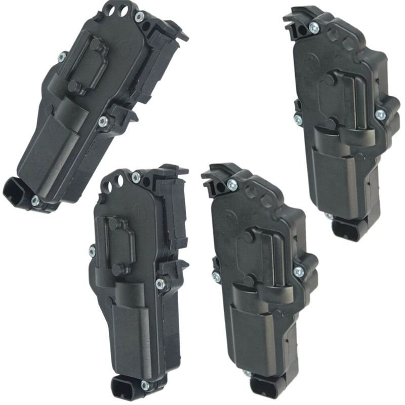 4Pcs Electric Door Lock Actuator 2 Right And 2 Left For F-o-r-d Explorer Expedition F85Z15218A43B