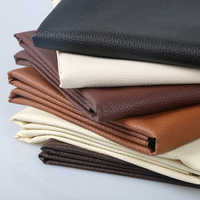 100x140cm Big Lychee Pu Leather Faux Embossed Leather, Faux Leather Fabric For Sewing, artificial synthetic leather