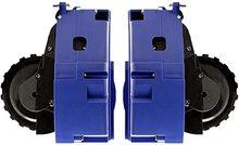 Repuesto de rueda derecha para irobot Roomba, repuesto de rueda izquierda de alta calidad para irobot Roomba 500 600 700 800 900 serie 550 650 770 780 870