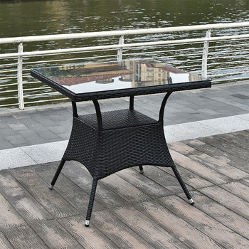 Balcony Table and Chair Combination 2