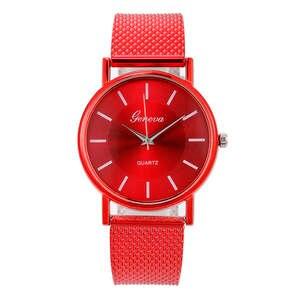 Diamond Watches Magnetic Women Mesh-Band Zegarek Quartz Starry Gold Damsk Sky Buckle