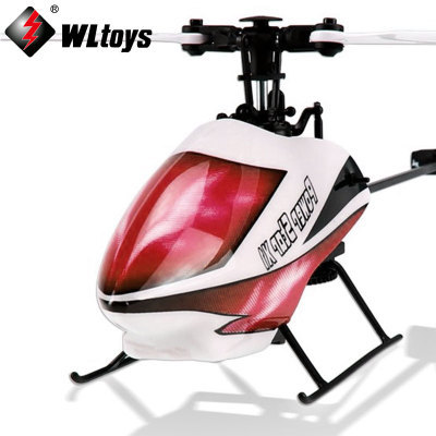 Weili V966 Six-way Joint Non-Aileron Stand-up Remote Control Aircraft 2.4G Remote Control Aircraft Helicopter Airplane Novelty T