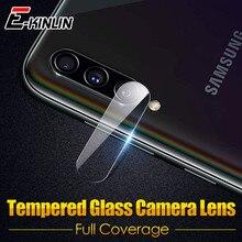 Lentille de Caméra arrière En Verre Trempé Pour Samsung Galaxy A30s A10s A10 A20 A30 A40 A50 A60 A70 A80 A90 5G Protecteur Décran Film