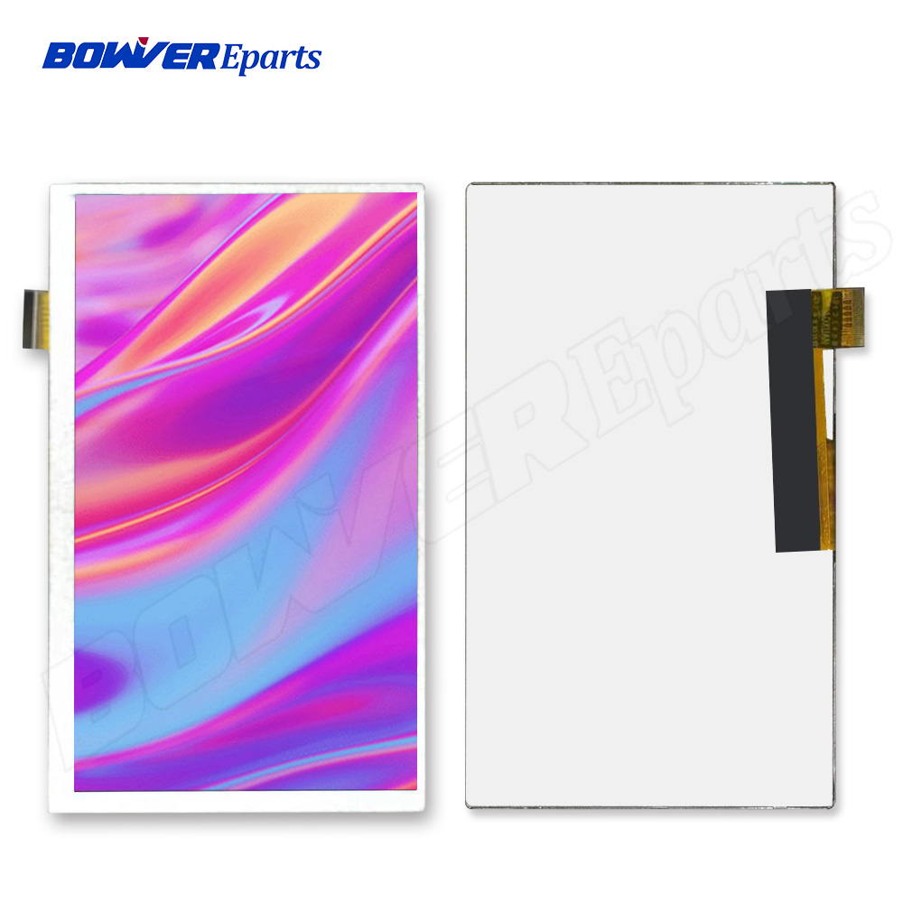 163*97 7 inch TABLET inner LCD for Navitel T700 3G/I-Life ITELL K3300/G-TAB G100M/Ginzzu GT-X731 Screen Panel Replacement image