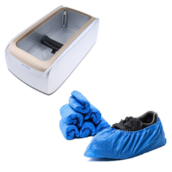 Dispenser Overshoe With Disposable Shoe Covers 100pcs Perfect For Office, Home, Store, Laboratory, Hospital