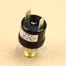 90 PSI-120 PSI воздушный компрессор контроль давления переключатель клапан сверхмощный