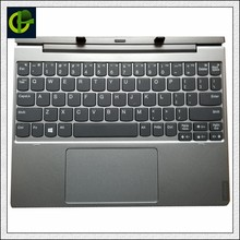 Original New English Docking keyboard with palmrest for 10.1 inch Lenovo D330 D335 2 in 1 tablet pc base cover case laptop US