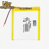 358090 3.7 v 4000 mah (bateria de íon de lítio de polímero) li-ion bateria para tablet pc 7 polegada 8 polegada bateria