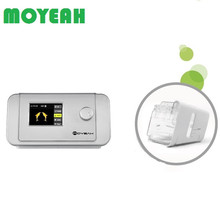 MOYEAH Auto BPAP BiPAP Machine with Humidifier Wifi Bluetooth Connected Ventilator With CPAP Mask Tubing For OSA patients Snore