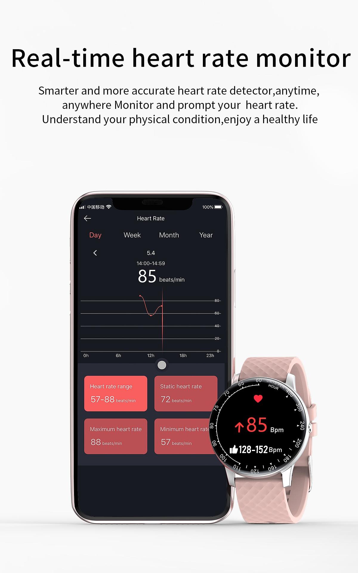 arterial freqüência cardíaca monitor de sono esportes fitness relógio