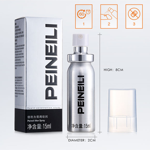 5-Pieces Peineili Wholesale Delay Spray For Men External Use Anti Premature Ejaculation Prolong Penis Enlargement Sex Products Islamabad