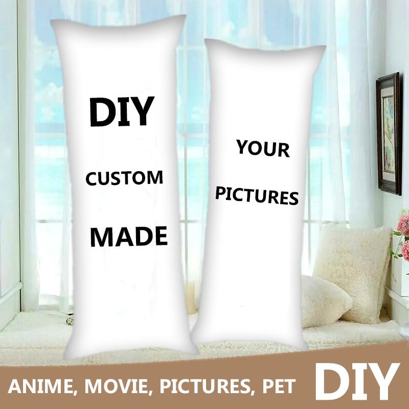 Custom Made Dakimakura 2wt 160x50cm Anime Girl Pillow Case Cover Gift for OTAKU