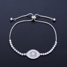 Турецкий сглаза браслеты для женщин золотые талисманы женские