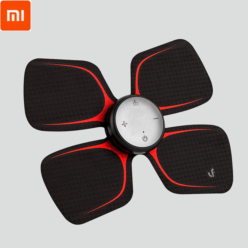 Xiaomi LF Massage à quatre roues motrices autocollant magique masseur électrique intelligent corps détendre le travail musculaire avec l'application Mijia