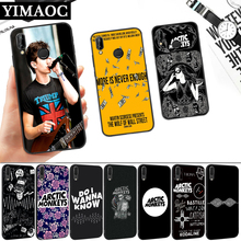 Arctic Monkeys Silicone Soft Case for Huawei P8 P9 P10 P20 P30 Lite Pro P Smart Z Plus arctic monkeys silicone soft case for huawei p8 p9 p10 p20 p30 lite pro p smart z plus