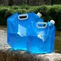 5L/10L Outdoor Faltbare Folding Faltbare Trinken Auto Wasser Tasche Träger Container Outdoor Camping Wandern Picknick Notfall Kit