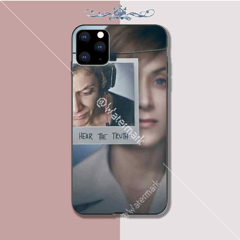 Yinuoda 13 Motivi Per Cui Netflix Telefono Cellulare di Lusso Della Copertura di Caso Per Il Iphone 5s Se 6 6s 7 8 Più X Xs Max Xr 11 Pro Max Casi Coque