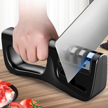 Knife Sharpener Blade-Accessories Kitchen-Tool Stainless-Steel Professional Multifunctional