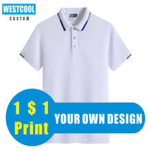 Светоотражающая полоска рубашка поло с логотипом на заказ 6