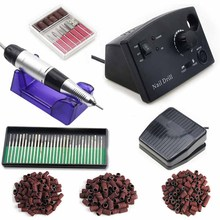 35000RPM Electric Manicure Drill & Accessory Nail Machine For cutters apparatus for manicure nail art tool